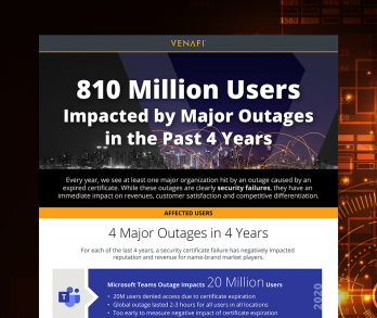 Major Outages OutagePREDICT